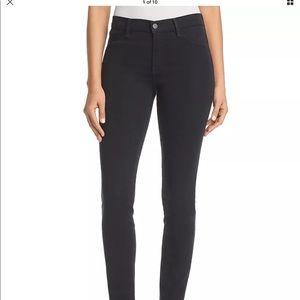 J BRAND Legging / Skinny Jeans, Charcoal, Sz 24